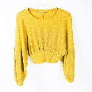 Honeybelle Crop Sweater